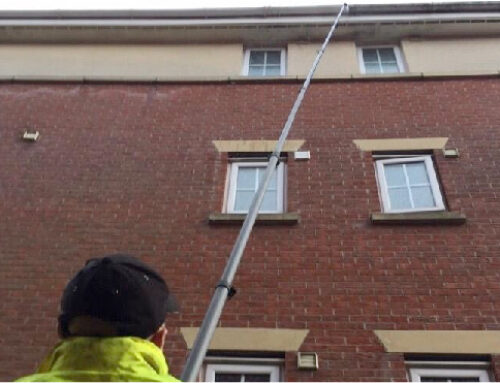 Ladder Free Gutter Cleaning Service