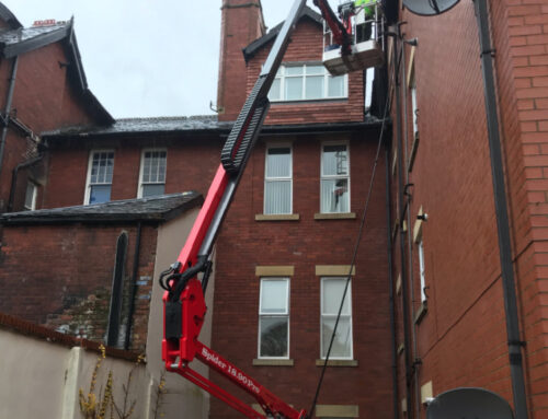 Gutter Cleaning – How we do it safely